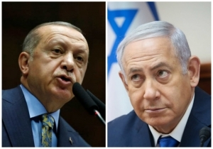 WAR OF WORDS: ISRAEL, TURKEY ON COLLISION COURSE