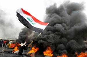 CLASHES, LIVE FIRE AMID MASS PROTESTS IN IRAQ FOR 16TH WEEK