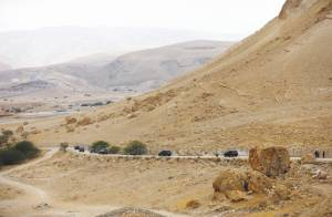 THE SECURITY SIGNIFICANCE OF ANNEXING THE JORDAN VALLEY