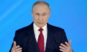 NEW TITLE OF SUPREME RULER FOR VLADMIR PUTIN BEING CONSIDERED