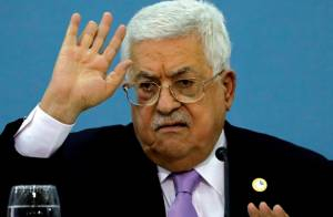 Abbas: Palestinians Will Cut All Ties With Israel, US
