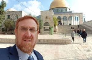 YEHUDA GLICK SUGGESTS CORONAVIRUS OUTBREAK STEMS FROM HUMAN RIGHTS ABUSE