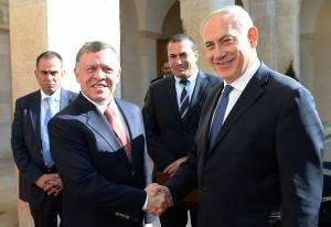 PALESTINIANS: ARAB LEADERS TALKING TO ISRAEL ARE 'TRAITORS, JEWS'