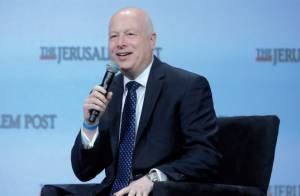 Greenblatt: If Support for Palestinian Cause Keeps Dropping It Won't Last