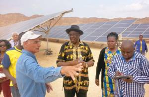 SOLAR POWER IN ISRAEL: ARAVA REGION FULLY SOLAR POWERED