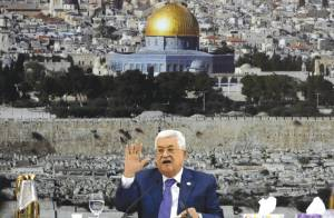 Abbas Worried Israel Won't Allow Him into Ramallah If He Visits Gaza