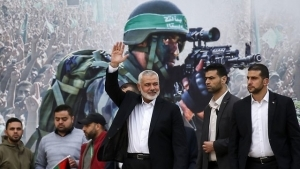HAMAS KNOWS ELECTION TIME IS THE IDEAL TIME TO EXTORT ISRAEL