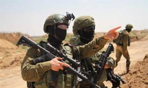 ISRAEL TO HAMAS: ISRAEL TO HAMAS: 'KEEP THE PEACE,OR WE'LL STRIKE - WITH AMERICAN BACKING'