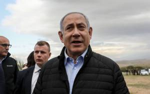 PM THREATENS HAMAS WITH DIRE 'SURPRISE'; GAZA ANSWERS WITH FRESH ROCKET ATTACK