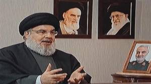 US Crossed 'All Red Lines' By Assassinating Lt. Gen. Qasem Soleimani, Nasrallah Says