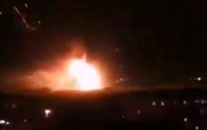 Syria Files UN Complaint After Alleged Israeli Airstrikes Near Damascus Airport