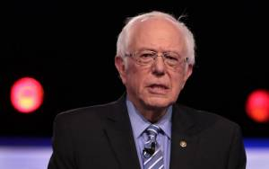 SANDERS SAYS HE WOULD WEIGH MOVING US EMBASSY BACK TO TEL AVIV IF ELECTED