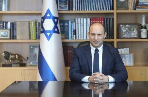 BENNETT: ISRAEL'S GOAL IS TO REMOVE IRAN FROM SYRIA WITHIN 12 MONTHS