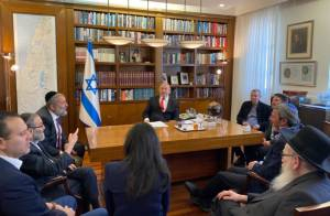 Netanyahu Begins Effort to Form New Coalition