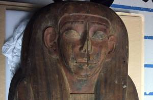 Conservators Discover Paintings in Sarcophagus of 3,000-Year-Old Mummy