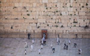 Western Wall Priestly Blessing Held with 10 Worshipers, Including US Envoy
