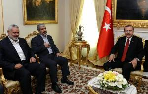 WHY IS TURKEY EMBRACING HAMAS?