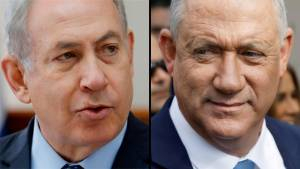 LIKUD, BLUE & WHITE UNITY MEETING ENDS WITH NO BREAKTHROUGH