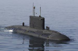 Ex-Mossad Official: Iran Nuke Submarine Idea Cover for Uranium Enrichment