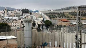 EU WARNS INCOMING ISRAELI GOVERNMENT AGAINST WEST BANK ANNEXATION
