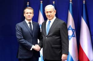 FRANCE THREATENS ISRAEL TIES OVER SETTLEMENT ANNEXATION