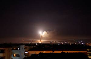 7 Killed in 2nd Alleged Israel Airstrikes in Syria in a Week