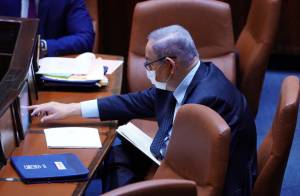 BENJAMIN NETANYAHU GETS MANDATE FROM RIVLIN TO FORM 5TH GOVERNMENT