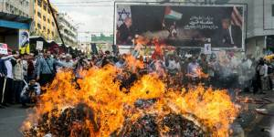 IRAN REGIME PLEDGES ANNUAL 'QUDS DAY' URGING ISRAEL'S DESTRUCTION WILL GO AHEAD, DESPITE CORONAVIRUS
