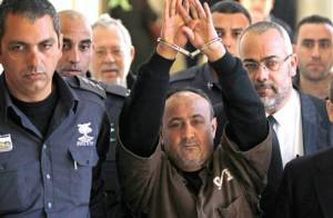 HAMAS DEMANDING RELEASE OF BARGHOUTI AND SA'ADAT IN PRISONER SWAP