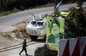 HEZBOLLAH'S NASRALLAH WARNS OF 'GREAT WAR' ON ALL FRONTS WITH ISRAEL