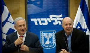 LIKUD MINISTER: WE VEHEMENTLY OPPOSE PALESTINIAN STATE