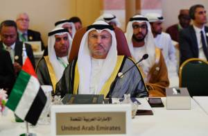 UAE: ISRAEL REJECTING PEACE WITH ARAB WORLD WITH ANNEXATION TALK