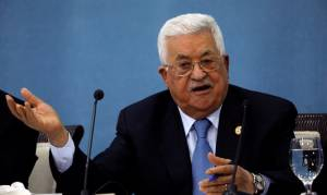 PA WILLING TO RENEW PEACE TALKS WITH ISRAEL