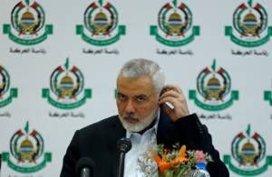 IRAN SPEAKS TO HAMAS ABOUT ANNEXATION