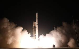 With Iran in Its Sights, Israel Launches New Spy Satellite into Orbit