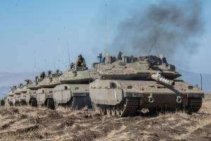 Get Ready for a New Type of Israeli War