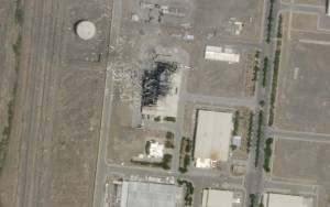 BLASTS AT NATANZ SITE BATTER BUT DON'T BREAK IRAN NUCLEAR PURSUITS