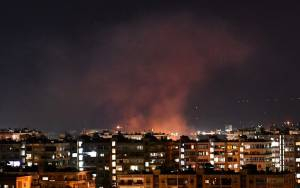 5 Iran-Backed Fighters Said Killed in Alleged Israeli Strikes on Syria Sites
