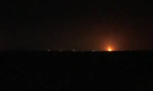 IDF ATTACKS HAMAS INFRASTRUCTURES IN GAZA