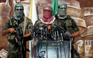 Hamas: Israel Wants Prisoner Swap Deal Before National Elections