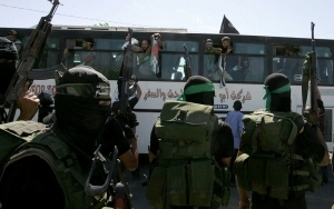 HAMAS UNVEILS IRAN-FUNDED HOMES FOR EX-PRISONERS RELEASED BY ISRAEL