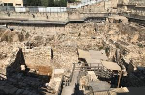 The Ashes of Jerusalem's Bibilical Fall Still Show at Dig Near Old City