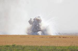 EXPLOSION ON SYRIA GAS PIPELINE A 'TERRORIST' ATTACK - MINISTER