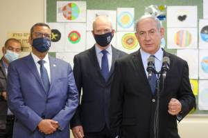 NETANYAHU WARNS HEZBOLLAH: DON'T TEST CRUSHING FORCE OF ISRAEL