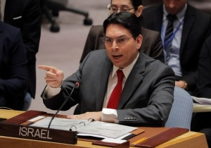Danon Calls on U.N. to Take Action Against Iranian Ballistic Missiles