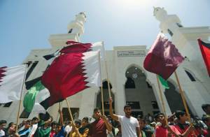ISRAEL AND QATAR HAVE AN UNLIKELY PARTNERSHIP FOR DEALING WITH GAZA