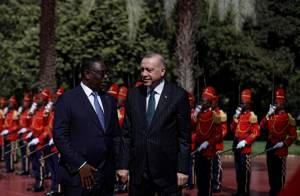 TURKEY AND IRAN ARE ENGAGING IN NEW OPERATIONS IN AFRICA