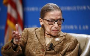 BADER GINSBURG WHO DIED AGE 87: 'DEMAND FOR JUSTICE RNS THROUGH JEWISH HISTORY'