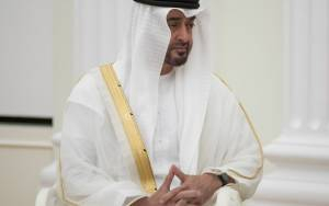 REPORT: UAE Crown Prince Skipped White House Signing OVer PM's Annexation Stance