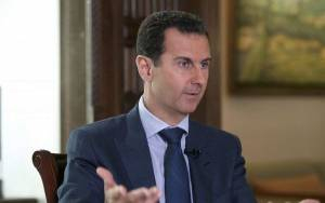 Assad: No Talks with Israel Without Return of Golan Heights to Syria